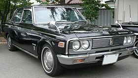 Toyota Crown III (S50) 1967 - 1971 Sedan #8