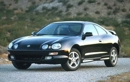 Toyota Curren 1994 - 1998 Coupe #2