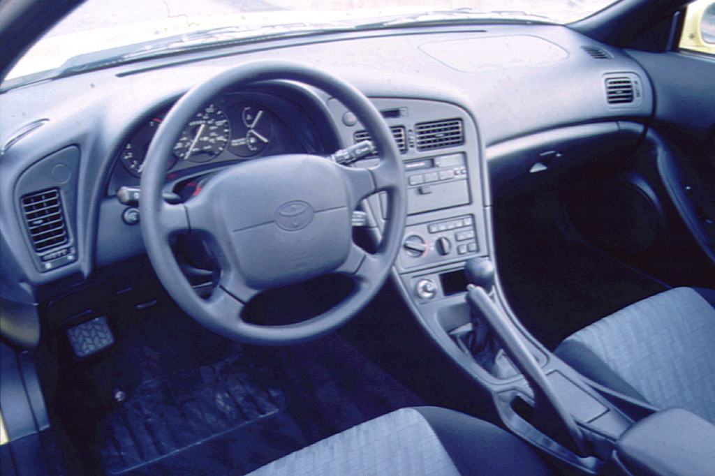 Toyota Curren 1994 - 1998 Coupe #3