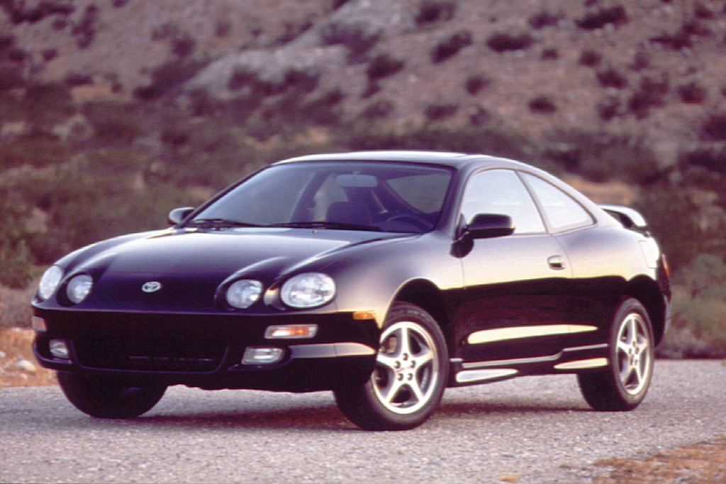 Toyota Curren 1994 - 1998 Coupe #6