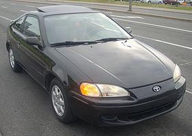 Toyota Cynos II (L52, L54) 1995 - 1999 Cabriolet #7