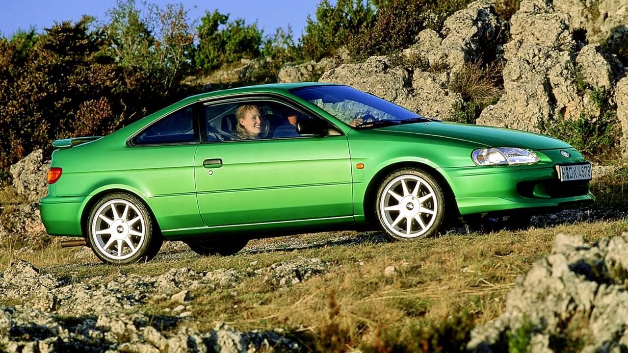 Toyota Cynos II (L52, L54) 1995 - 1999 Cabriolet #5