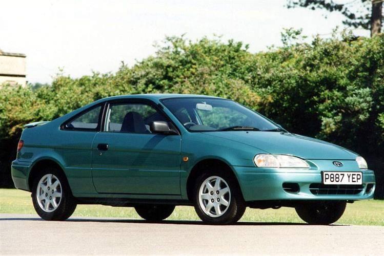 Toyota Cynos II (L52, L54) 1995 - 1999 Cabriolet #4