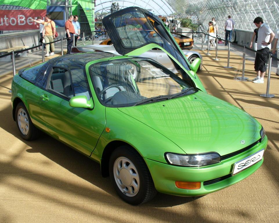 Toyota Sera 1990 - 1996 Coupe #7