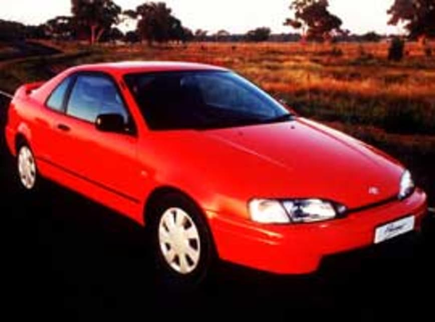 Toyota Cynos II (L52, L54) 1995 - 1999 Coupe #3