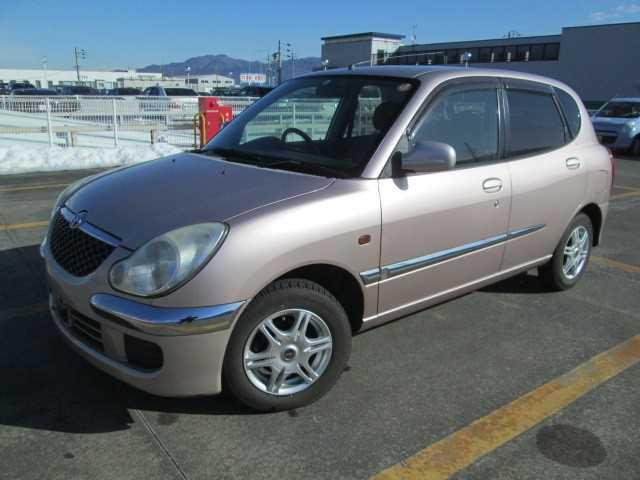 Toyota Duet 1998 - 2004 Hatchback 5 door #3
