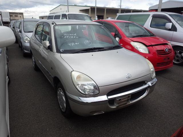 Toyota Duet 1998 - 2004 Hatchback 5 door #4