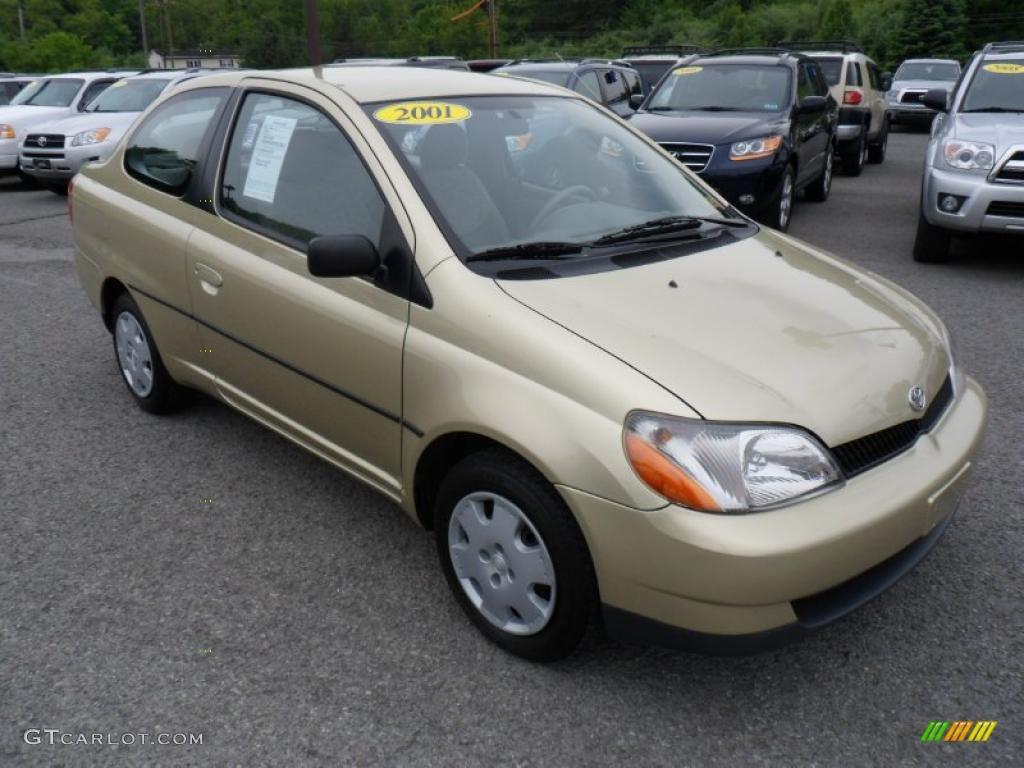 Toyota Echo 1999 - 2005 Sedan #4