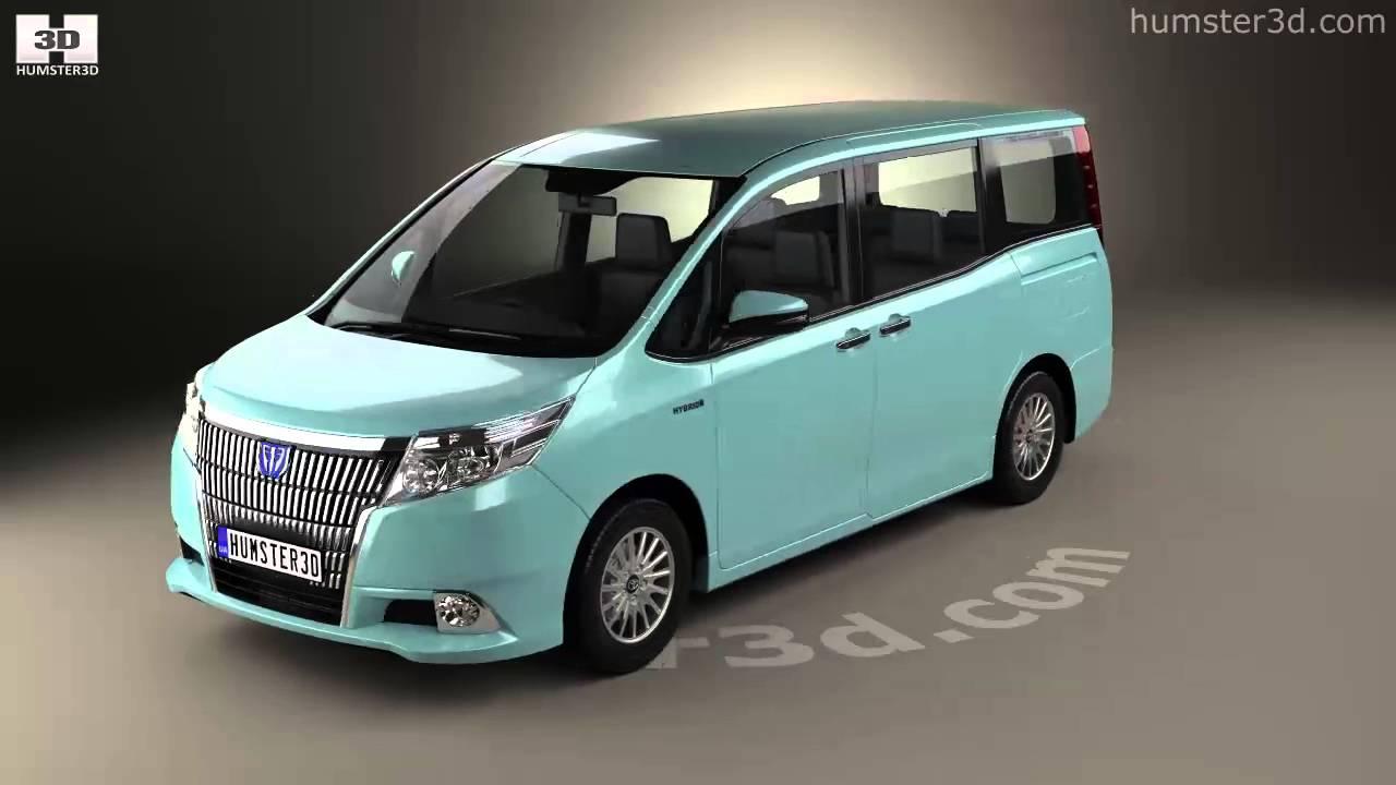 Toyota Esquire I 2014 - now Minivan #3