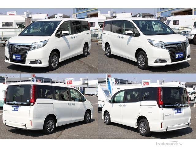 Toyota Esquire I 2014 - now Minivan #2
