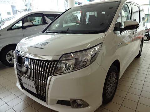 Toyota Esquire I 2014 - now Minivan #7