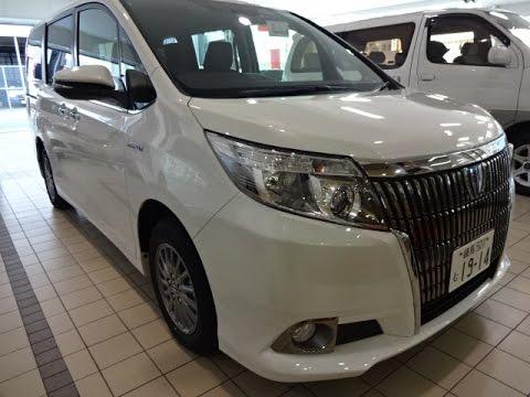 Toyota Esquire I 2014 - now Minivan #6
