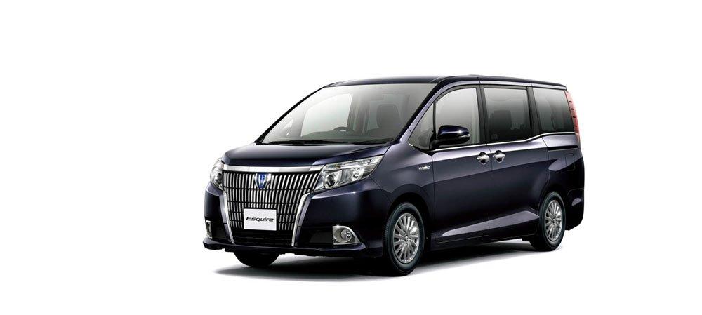 Toyota Esquire I 2014 - now Minivan #5