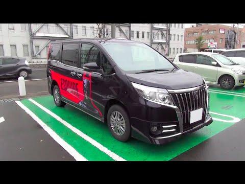 Toyota Esquire I 2014 - now Minivan #8