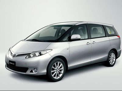Toyota Estima I 1990 - 2000 Minivan #3