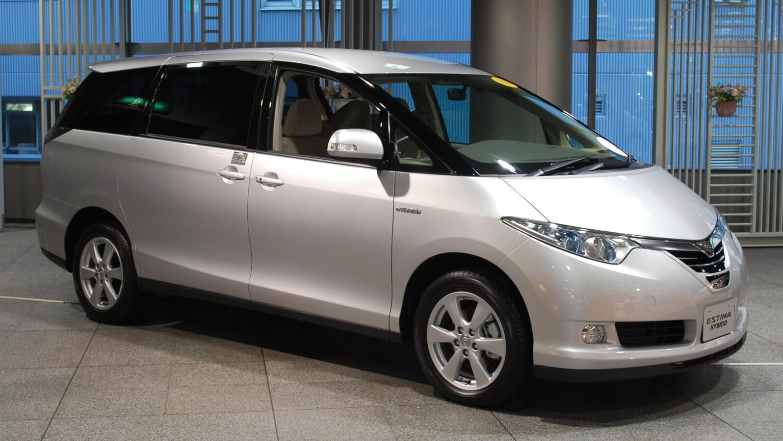 Toyota Estima I 1990 - 2000 Minivan #1