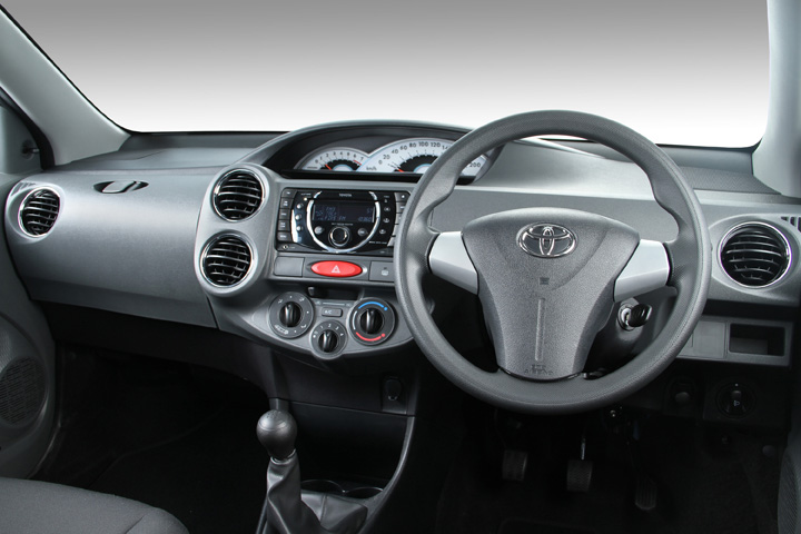 Toyota Etios I 2010 - 2016 Hatchback 5 door #7