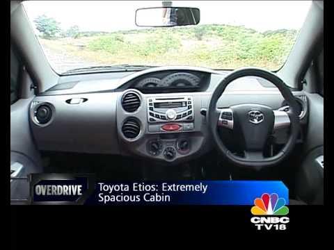 Toyota Etios I 2010 - 2016 Hatchback 5 door #8