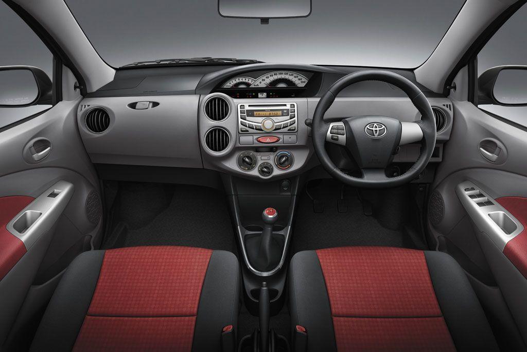 Toyota Etios I 2010 - 2016 Hatchback 5 door #6