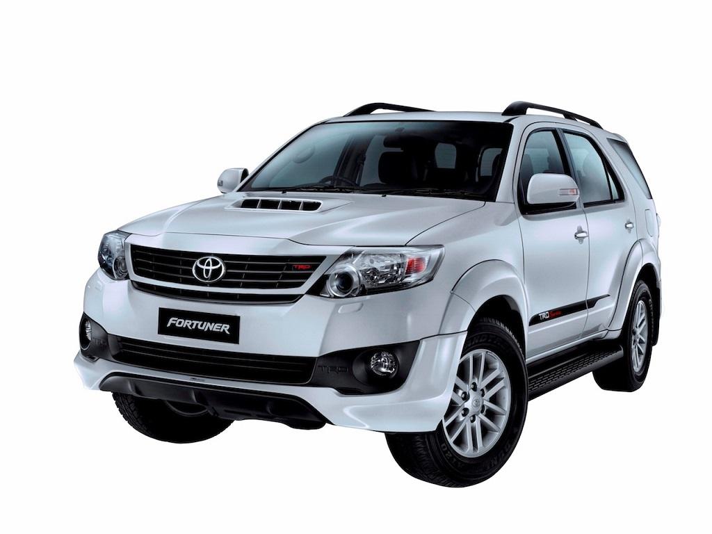 Toyota Fortuner II 2015 - now SUV 5 door #4