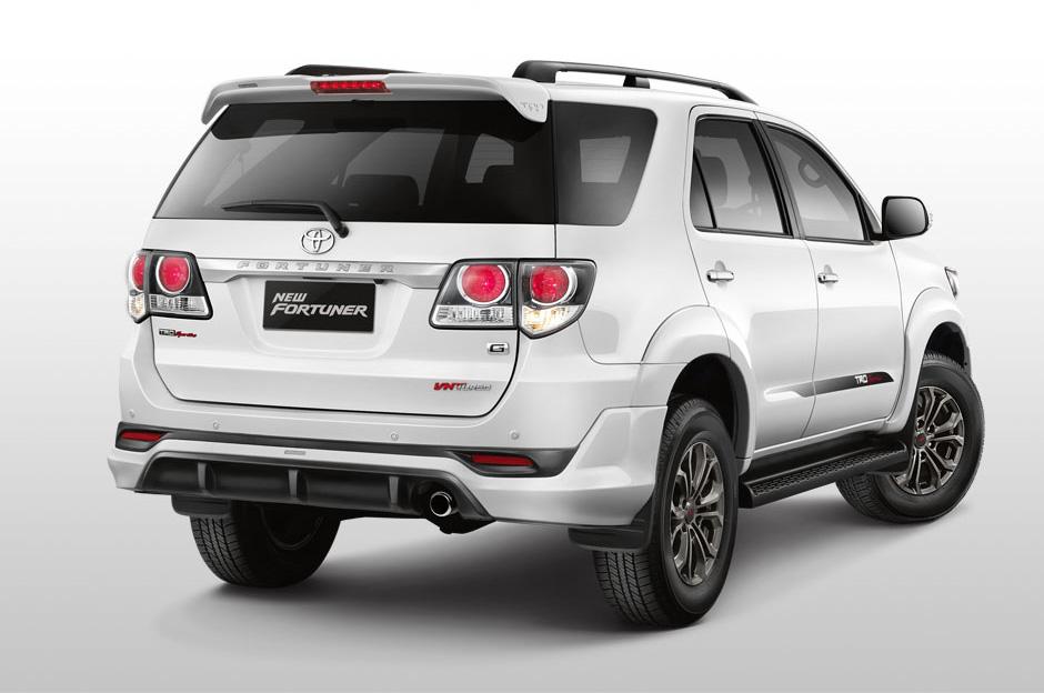 Toyota Fortuner II 2015 - now SUV 5 door #2