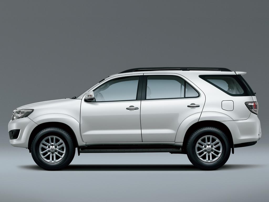 Toyota Fortuner II 2015 - now SUV 5 door #6