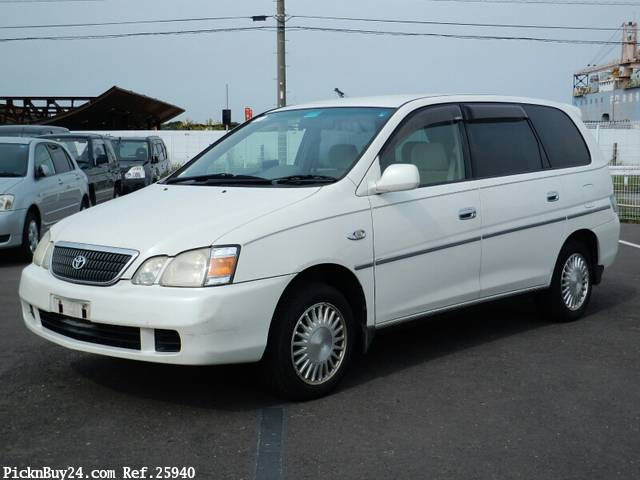 Toyota Gaia 1998 - 2004 Compact MPV #1