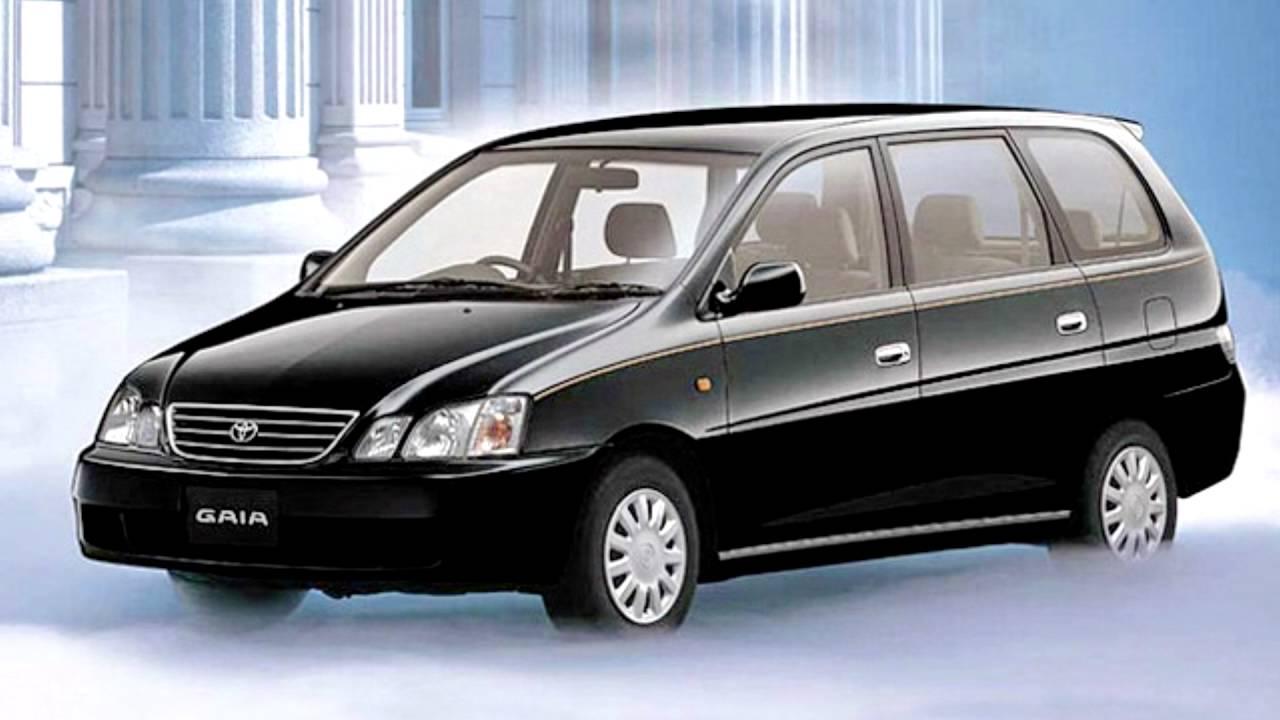 Toyota Gaia 1998 - 2004 Compact MPV #7