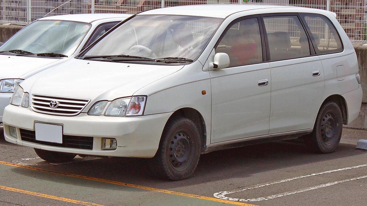 Toyota Gaia 1998 - 2004 Compact MPV #8