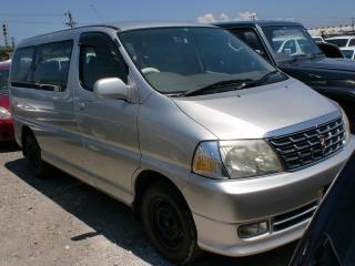 Toyota Grand HiAce I 1999 - 2002 Minivan #7