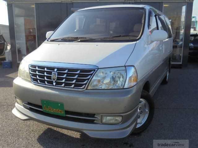 Toyota Grand HiAce I 1999 - 2002 Minivan #3