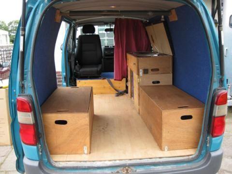Toyota Touring HiAce I 1999 - 2002 Minivan #8