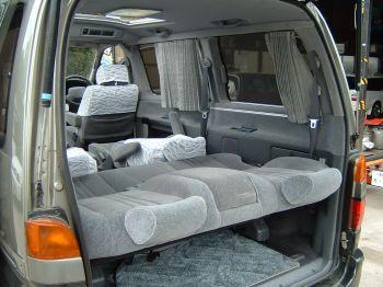 Toyota Granvia 1995 - 2002 Minivan #5