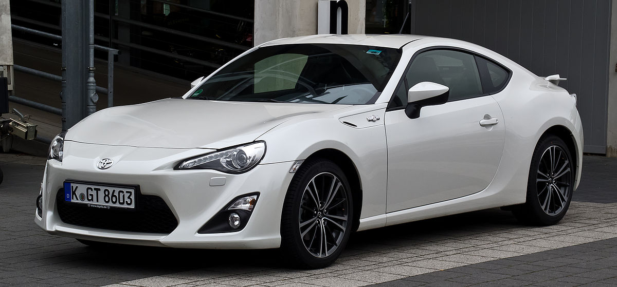 Toyota GT86 I 2012 - 2016 Coupe #4