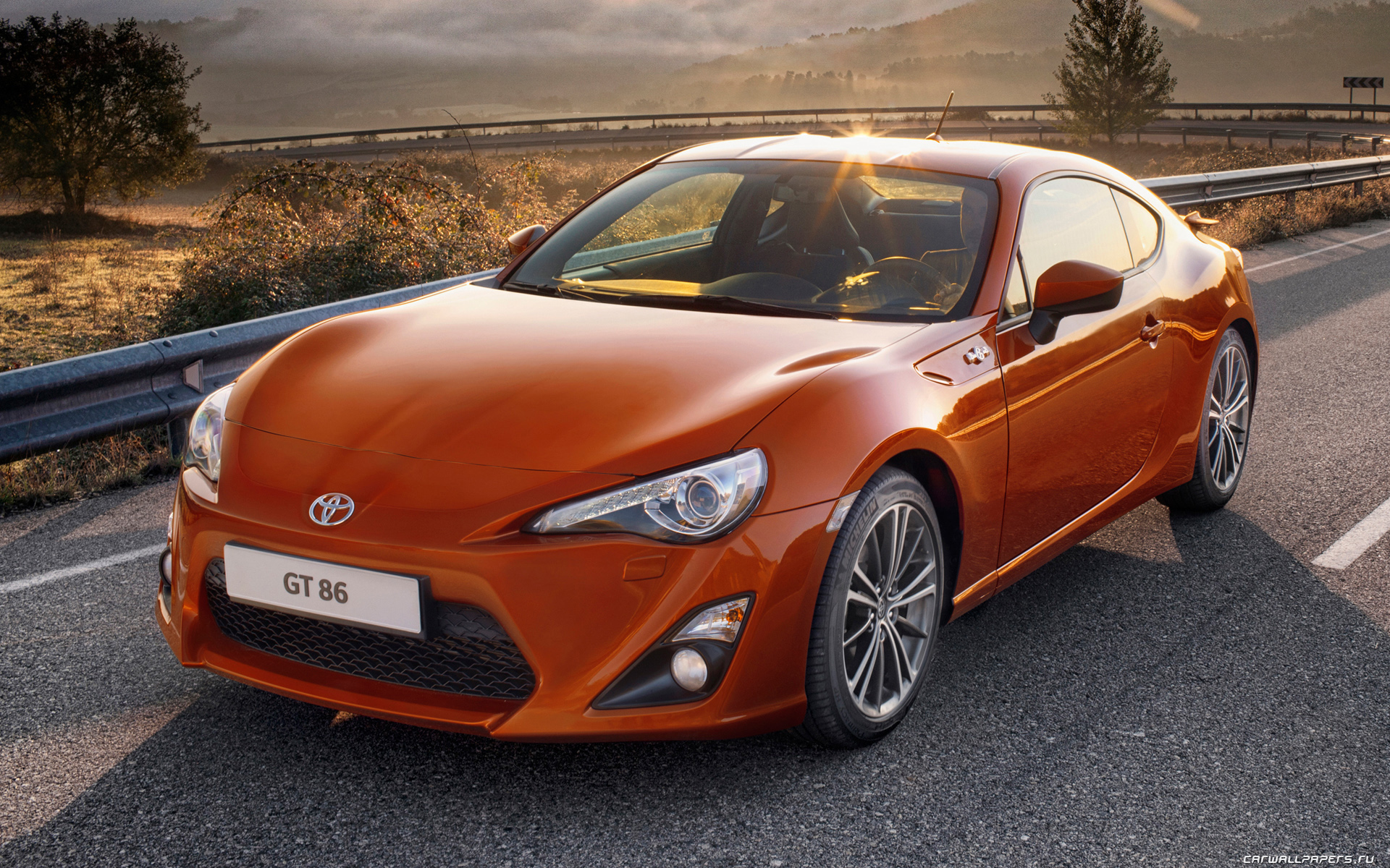 Toyota GT86 I 2012 - 2016 Coupe #1