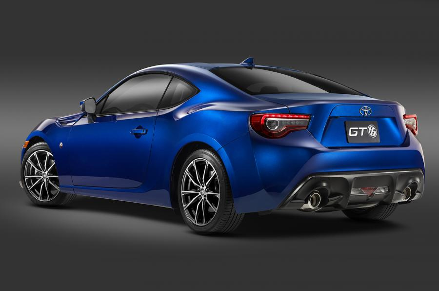 Toyota GT86 I Restyling 2016 - now Coupe #5