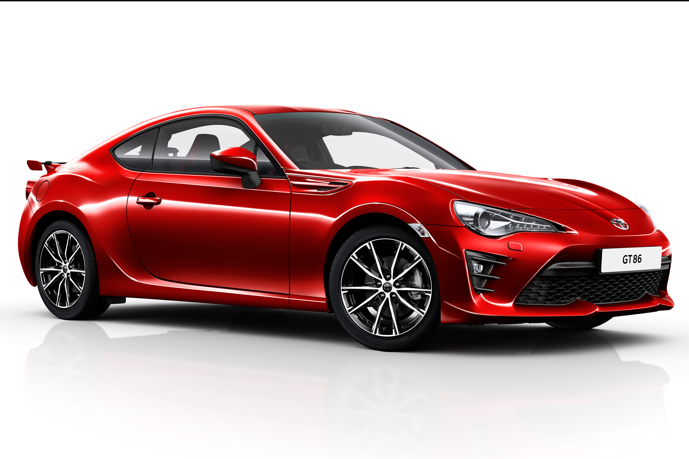 Toyota GT86 I Restyling 2016 - now Coupe #1