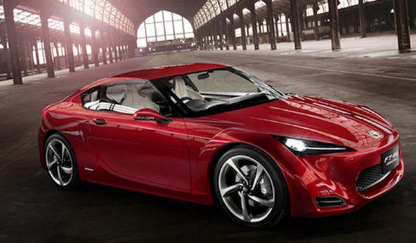 Toyota GT86 I Restyling 2016 - now Coupe #2