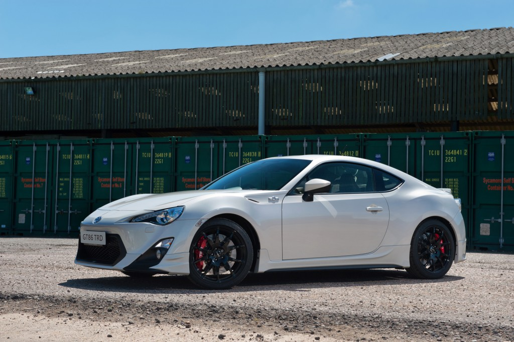 Toyota GT86 I Restyling 2016 - now Coupe #4