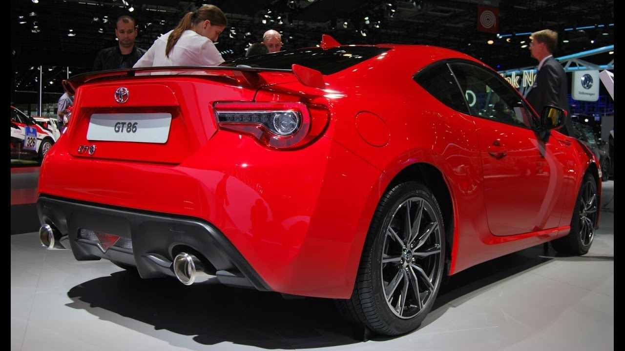 Toyota GT86 I Restyling 2016 - now Coupe #7