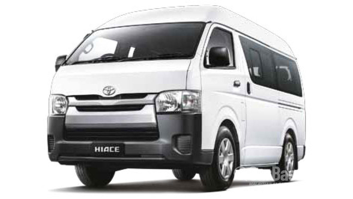 Toyota HiAce H200 Restyling 2010 - now Minivan #1