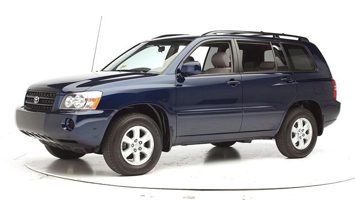 Toyota Highlander I (U20) 2001 - 2003 SUV 5 door #2