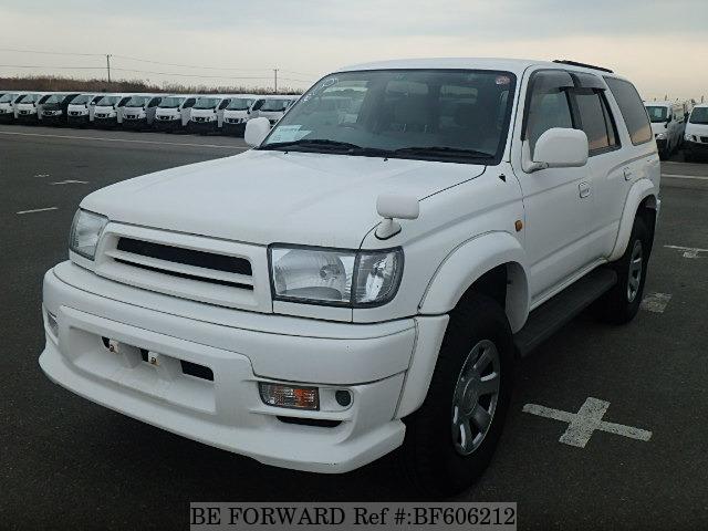 Toyota Hilux Surf IV 2002 - 2009 SUV 5 door #2