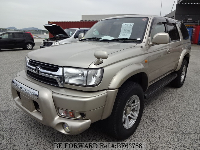 Toyota Hilux Surf IV 2002 - 2009 SUV 5 door #3