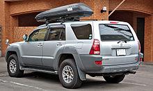 Toyota Hilux Surf IV 2002 - 2009 SUV 5 door #7