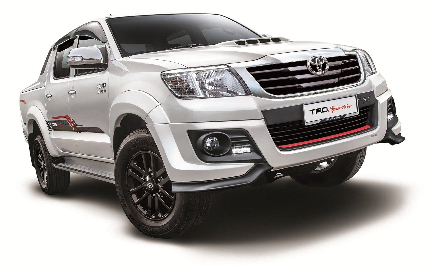 Toyota Hilux VIII 2015 - now Pickup #6