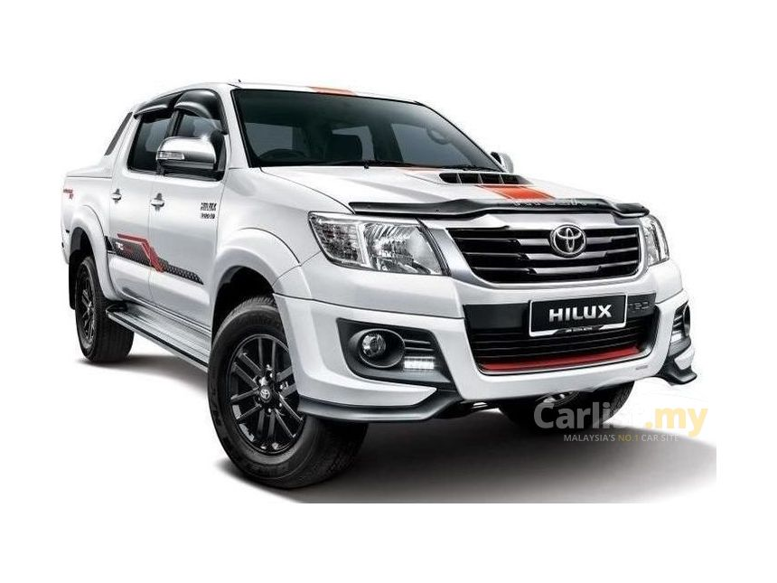 Toyota Hilux VIII 2015 - now Pickup #4