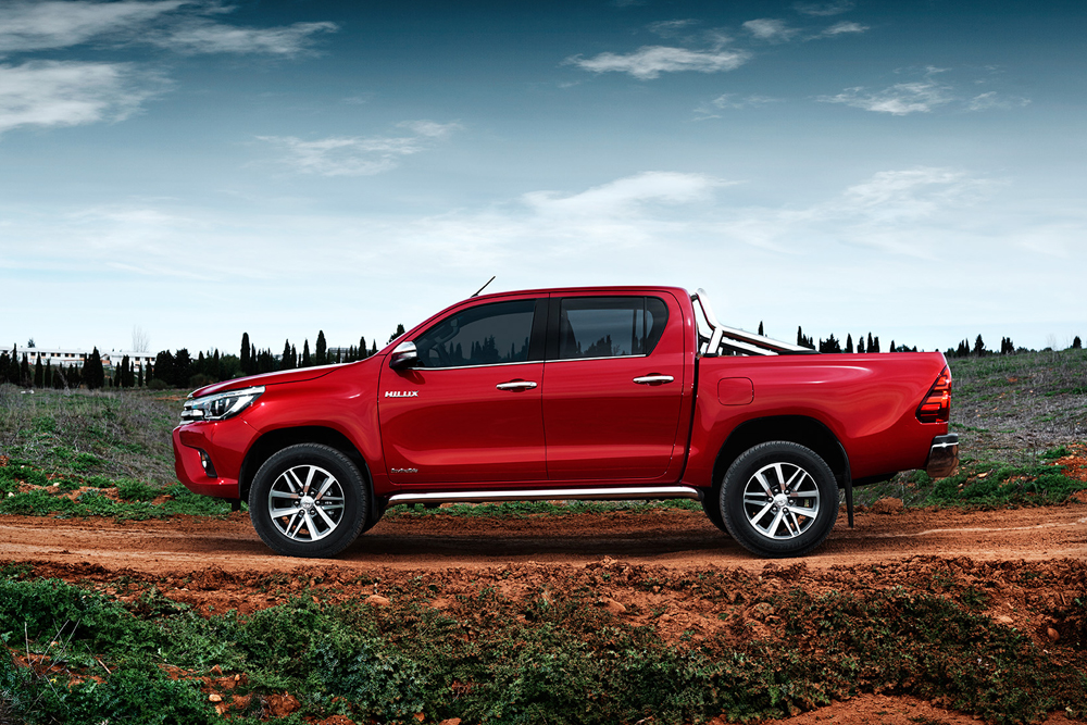 Toyota Hilux VIII 2015 - now Pickup #3