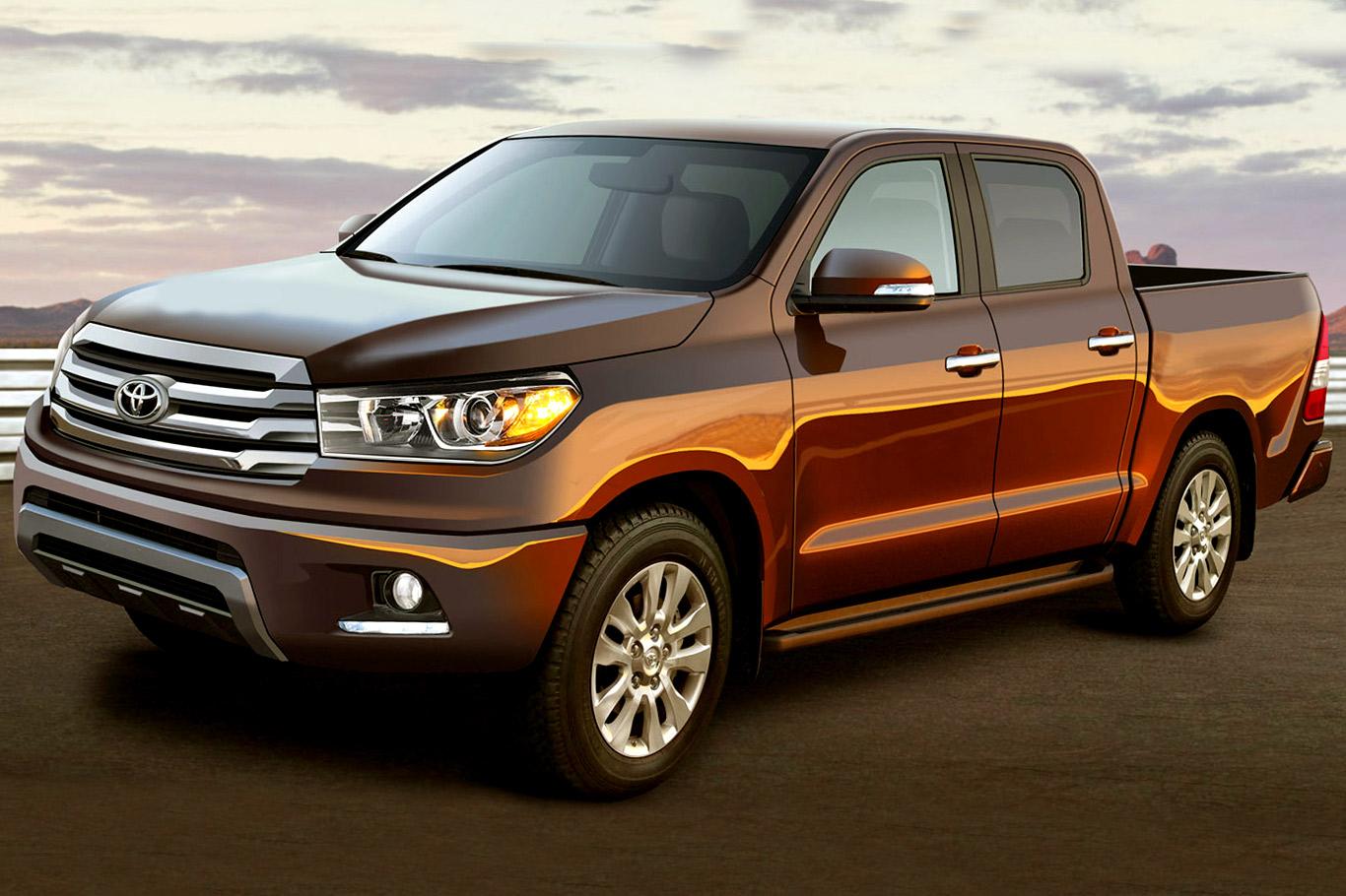 Toyota Hilux VIII 2015 - now Pickup #2