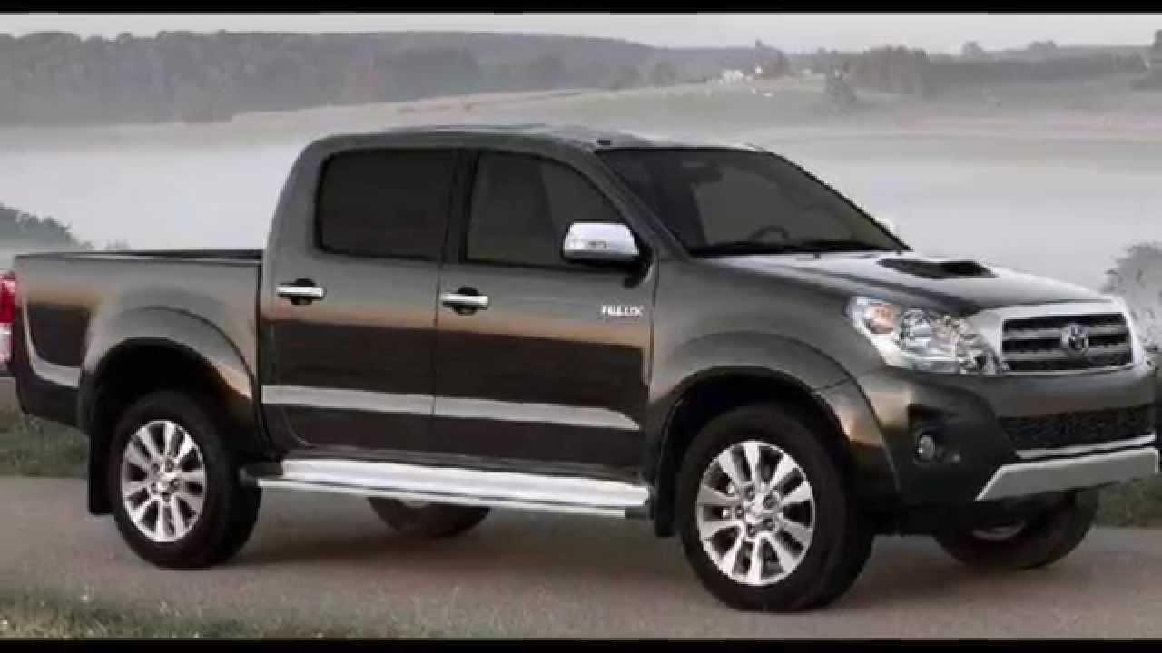 Toyota Hilux VIII 2015 - now Pickup #8